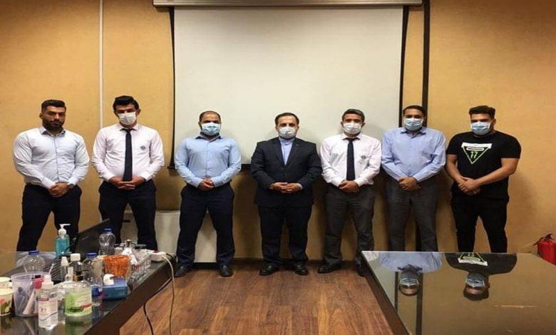آموزش نیروهای خدماتی و پذیرایی اداری(آبدارچیان +نظافتچیان)