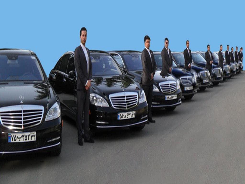 آموزش شرح وظایف رانندگان تشریفاتی+واحد نقلیه