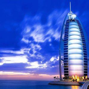 دانلود پاورپوینت هتل برج العرب