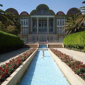 باغ ایرانی با فرمت وورد